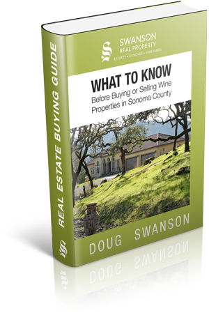 Book Cover - Sonoma Wine Country Guide