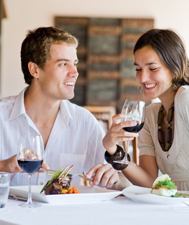 Dining Information provided by Doug Swanson - top Sonoma County real estate agent