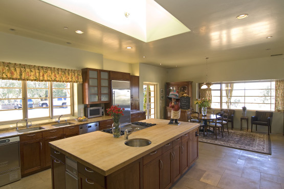 4375 Pine Flat Road-Kitchen