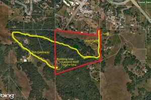 4512 Bennett Valley Rd – Aerial Map Illustrated