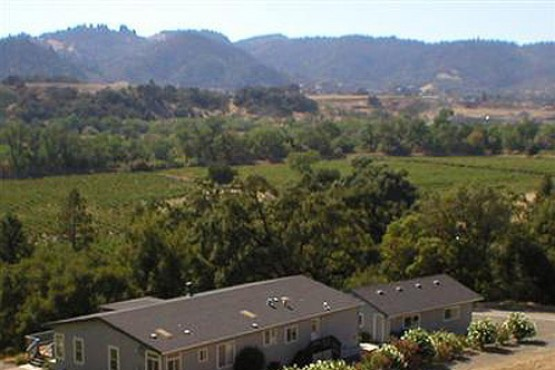 Healdsburg View Estate Home