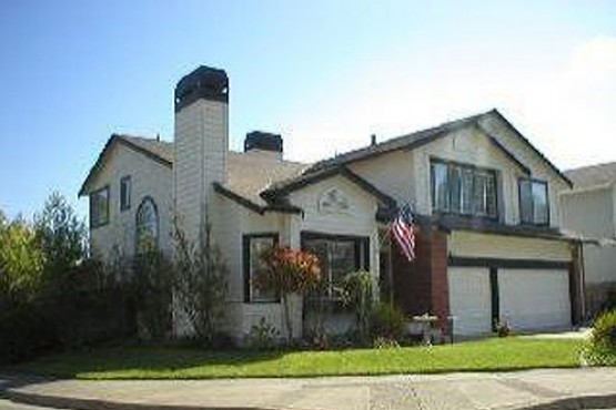Rohnert Park Fox Tail Golf Course Home