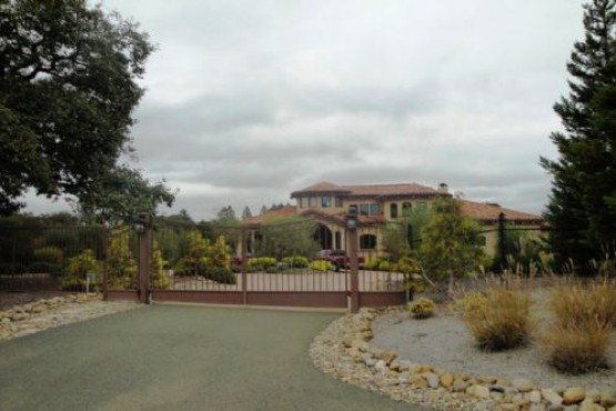 Bennett Valley Sonoma Ridge Vineyard Estate