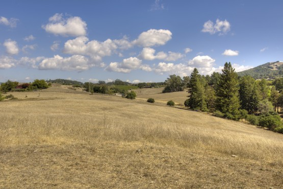 Bennett Valley Hill Top Ranchette Land