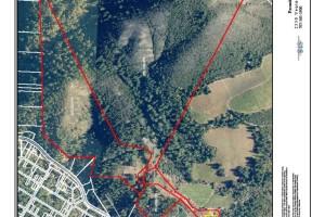 Casa La Vid Aerial Map