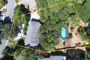 3544 Ridgeview Drive Aerial Map
