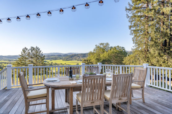 Healdsburg Wine Country Dream