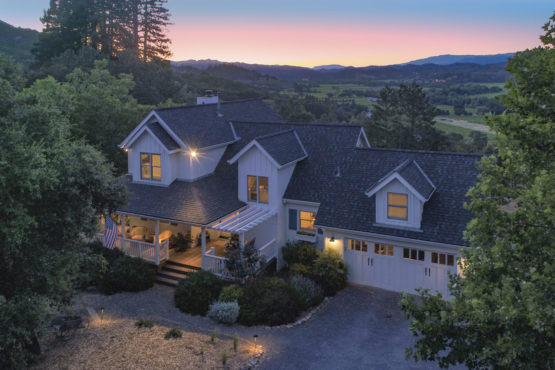 40 Acre Bennett Valley Country Home