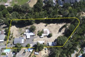 2160 Natasha Court Aerial Map 1