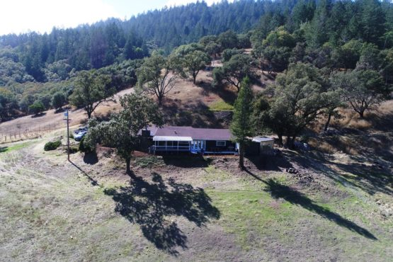 Sonoma Calistoga 46 Acre Country Property