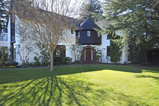 McDonald District Hand-Crafted Tudor Revival