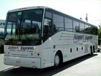Sonoma County Airport Express