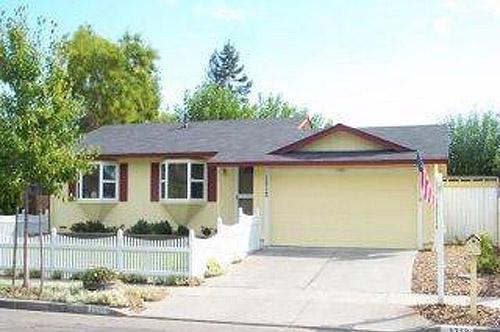 The Perfect NW Santa Rosa Home