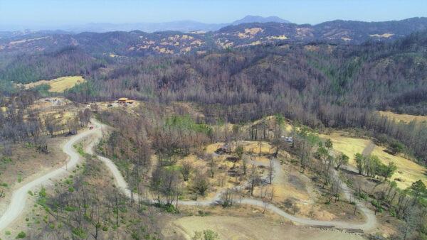 Santa Rosa Panoramic View Country Parcel